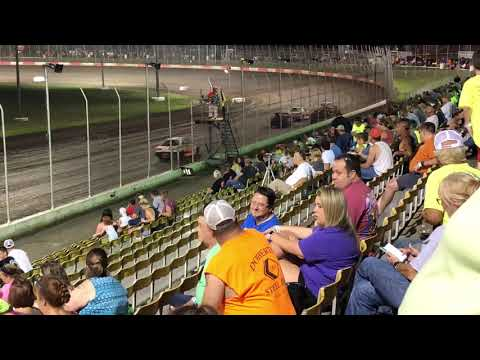 Lakeside Speedway Feature race 6/29/2018