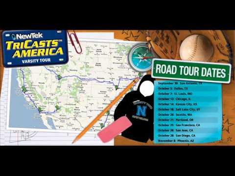 NewTek TriCasts America: Varsity Tour - WOAI AM interviews NewTek CMO Michael Kornet (Audio Only)