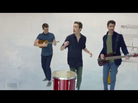 AJR - Infinity [OFFICIAL MUSIC VIDEO]