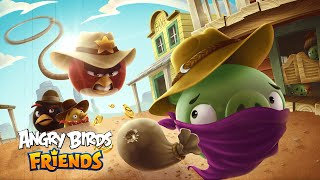 Angry Birds Friends | The Good, Bad & The Piggies tournament