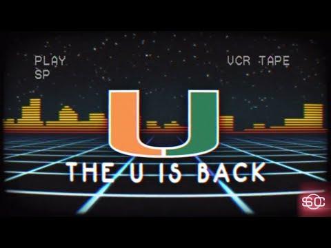 Miami football bringing back memories of 'The U' | ESPN