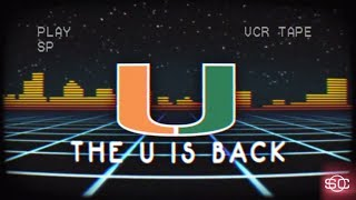 Miami football bringing back memories of 'The U' | ESPN