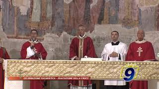 Barletta Basilica Sepolcro, Celebrazione Eucaristica