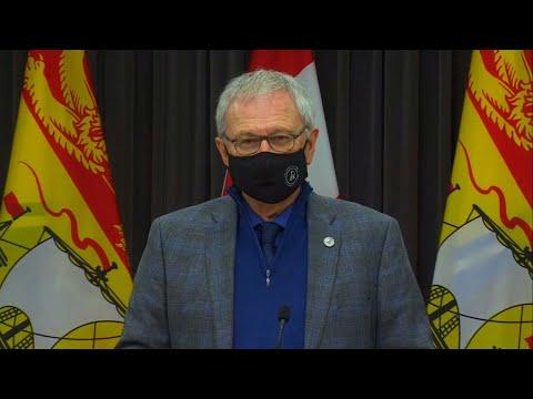 New Brunswick's Edmundston Region to enter Red alert level Monday