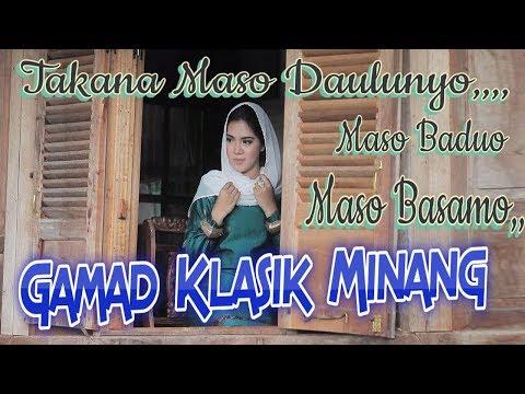 Nonstop Gamad Klasik Minang Original Rancak (HQ Audio)