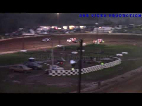 Hidden Valley Speedway Super Late Model Heat 2 of 2 7/6/19