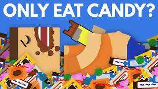 What If You Only Ate Candy? - Dear Blocko #22