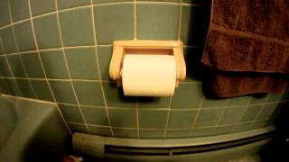How to Fold your toilet paper.