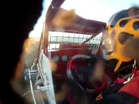 6-18-16 Marysville Raceway Wingless Heat Race