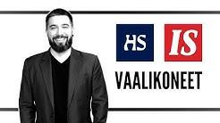 Eduskuntavaalit 2019 - Täytetään HS:n ja IS:n vaalikone - Tere Sammallahti
