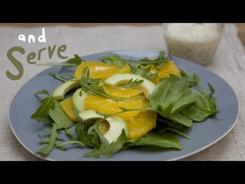 Cook Readers' Recipe Swap: orange and avocado salad