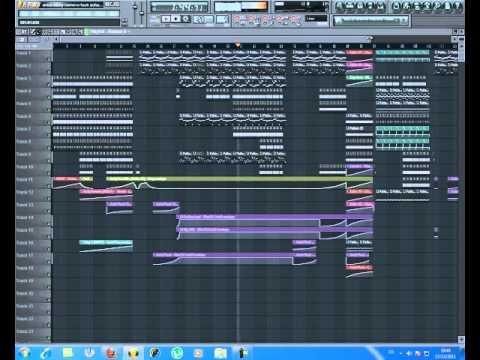 Avicii vs Nicky Romero - Nicktim (Original Mix)[Fl Studio Remake]