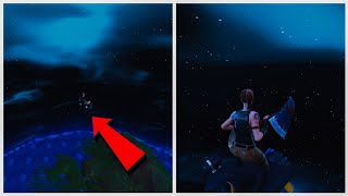 How To Get Into The Space In Fortnite (No Clickbait) Fortnite Glitches Season 7 2019