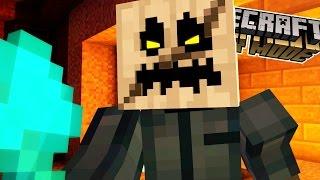 FIGHTING THE WHITE PUMPKIN!! | Minecraft : Story Mode | Episode 6 [3]