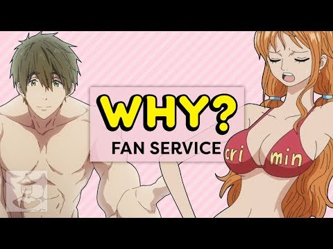 The Anime Fanservice Episode - Why, Anime? | Get In The Robot
