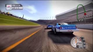 NASCAR 08 - 2007 (Gameplay)