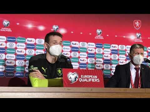 ČR a | Jakub Jankto a Jaroslav Šilhavý hodnotí zápas s Estonskem