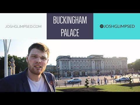 Buckingham Palace Top 5 Facts // London | England
