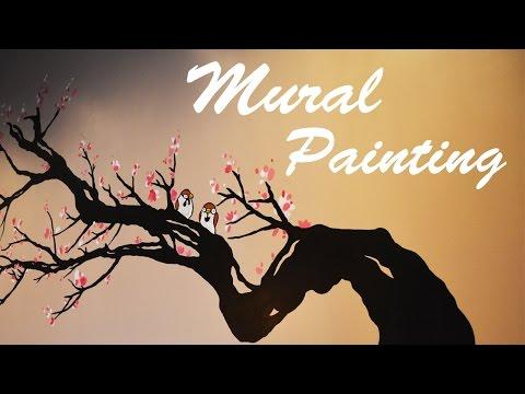 Speed Mural Painting