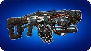Fallout 4 Уникальное оружие Криолятор