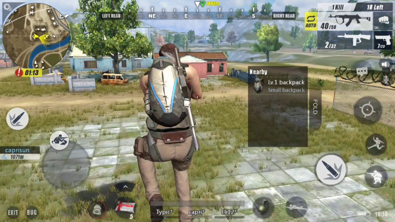 rules of survival share error