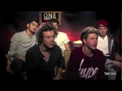 Harry Styles Niall Horan Funny Moments