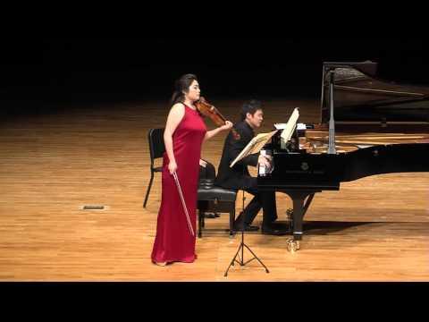 [공연] Suyoen Kim(김수연) Donghyek Lim(임동혁)- Fantasy for Violin and Piano in C major D.934 F.Schubert