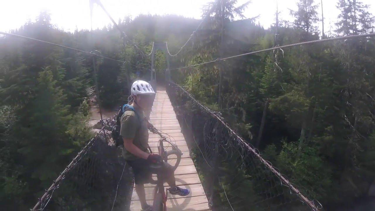 One Minute Video:  Riverside Trail