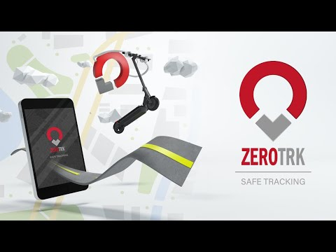 GPS Zerotrk para scooter - Image