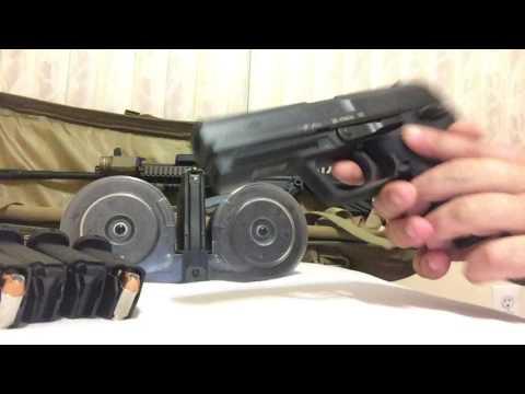 Pistola HK calibre .40! Feliz año nuevo tengan todos!