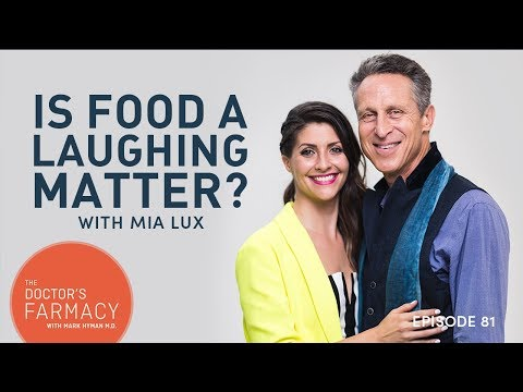 Is Food A Laughing Matter?