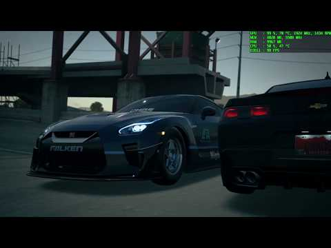 Need For Speed Payback - Undercover - Meet The Broker - All Runner Events - Campaign