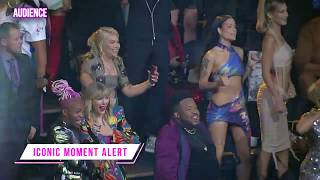 Download Missy Elliot At #VMAs 2019 Stan (Audience) Cam, Celebs React to 'Video Vanguard Medley' Mp3 and Videos