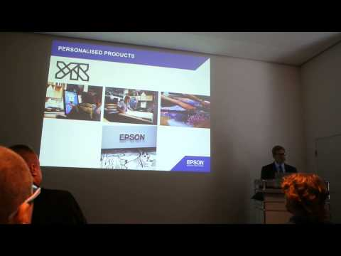 The Director of Epson Europe on the Second Wave in Printing - Part 4