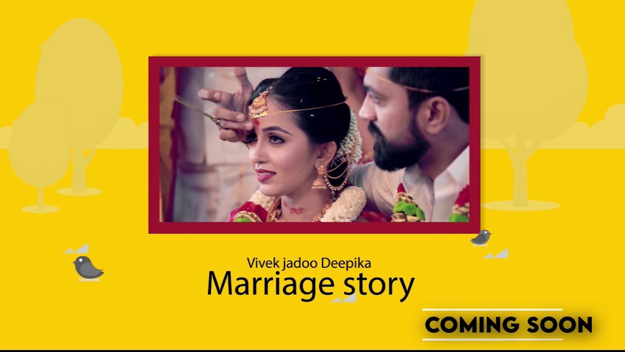 The most asked video 🥰| Marriage Story❤️❤️❤️ #vivekjadoo #deepikavivek #marriagestory