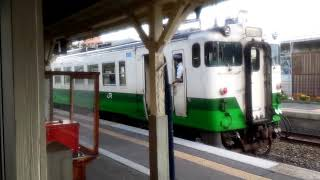 20170812只見線会津坂下駅①