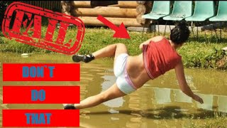 DON'T DO THAT!! | Try Not To Laugh Funny Fails Compilation 2020