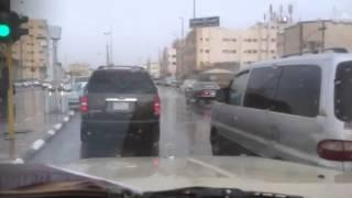 شيلة بني عطيه / امطار تبوك 8/5/1435 هـ تصوير مجاهد العطوي