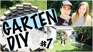 GARTEN DIY #7 FEUERSTELLE l Makata