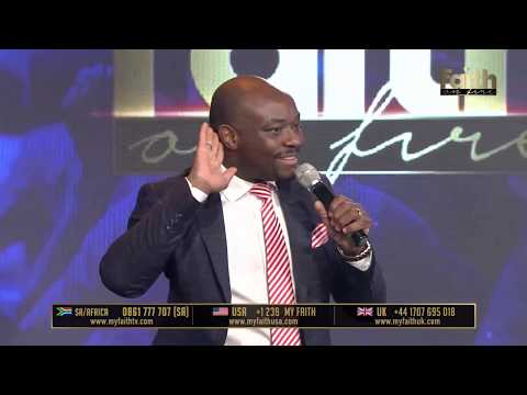 Faith On Fire - Tich Tanyanyiwa - Day 6 || April '19