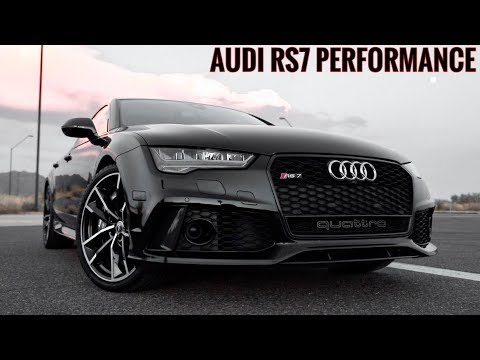 605HP AUDI RS7 FULL REVIEW