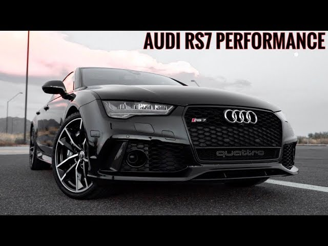 605hp Audi Rs7 Full Review Youtube Nelk boys and steve will do it get their necks cracked. youtube