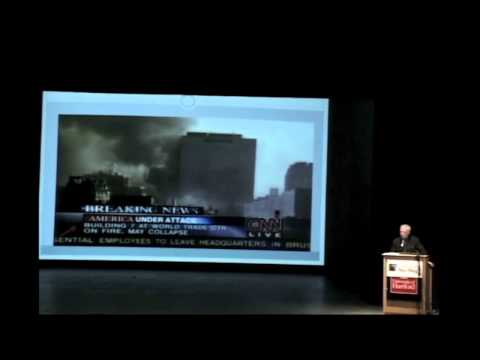 9/11 - Dr  Graeme MacQueen - Foreknowledge of Building 7's Collapse