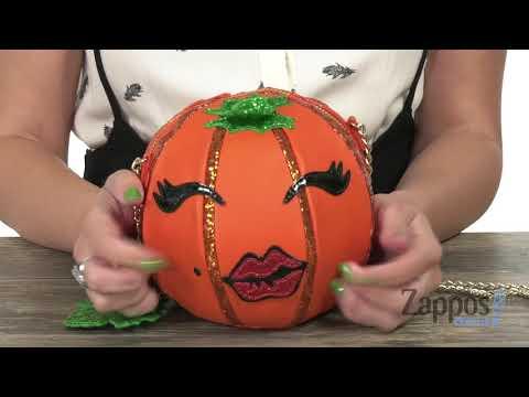 Betsey Johnson Oh My Gourd Crossbody
