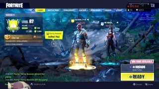 FORTNITE LIVE PRO PLAYER 856+ WINS!! FREE V-BUCKS GIVEAWAY AND FREE SKINS!! BLOCKBUSTER SKIN