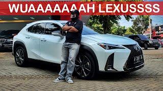 LEXUS UX200   Full Review