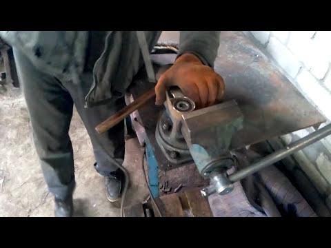 Барабаны для колодца. изготовление дома в гараже своими руками