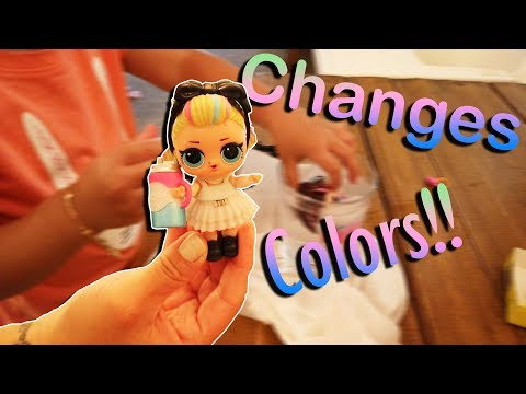 Lol Surprise Dolls Outfits In Ice Cold Water Spark Outrage Heavy Com