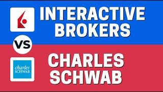 BEST Investing APP? - INTERACTIVE BROKERS vs CHARLES SCHWAB - Which Is Better