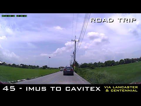 Road Trip #45 - Imus To Cavitex (via Lancaster) - Cavite Detour Adventures